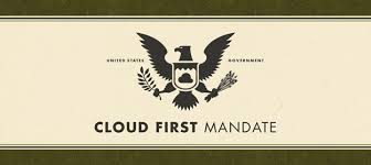 cloudfirst mandate