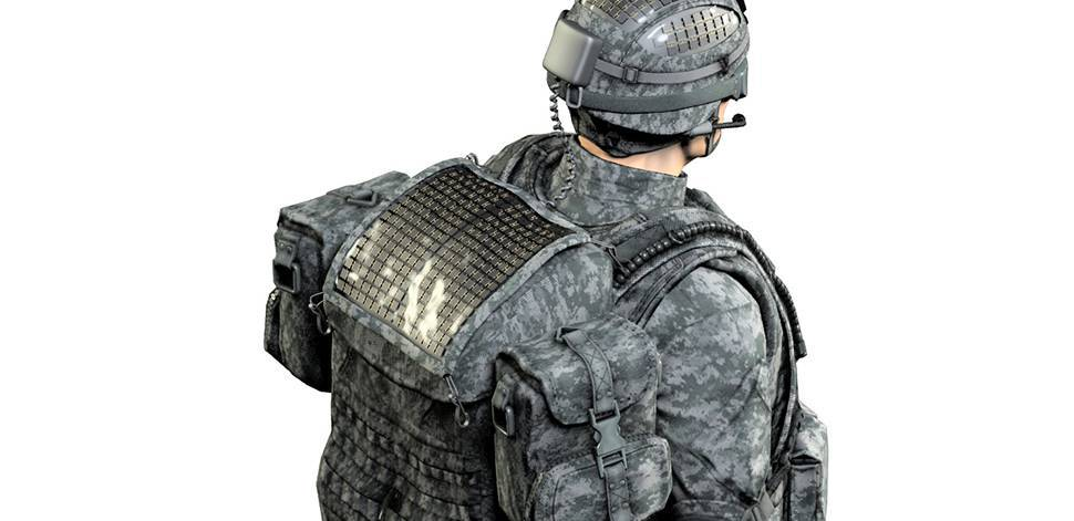 nanotechnology in the army development of Controlling nanosensors and nanoparticles in smart textile and materials production could improve military body armour, weaponry, the human-machine interface and space products, while dna practices using nanotechnology might help to create more effective security and anti-crime products.
